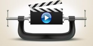 how to reduce video size on android
